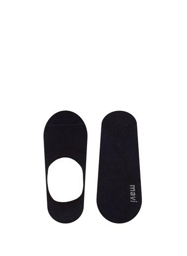 Mavi 2Li Çorap Seti Beyaz